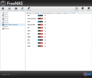 FreeNAS 8 RC2 4
